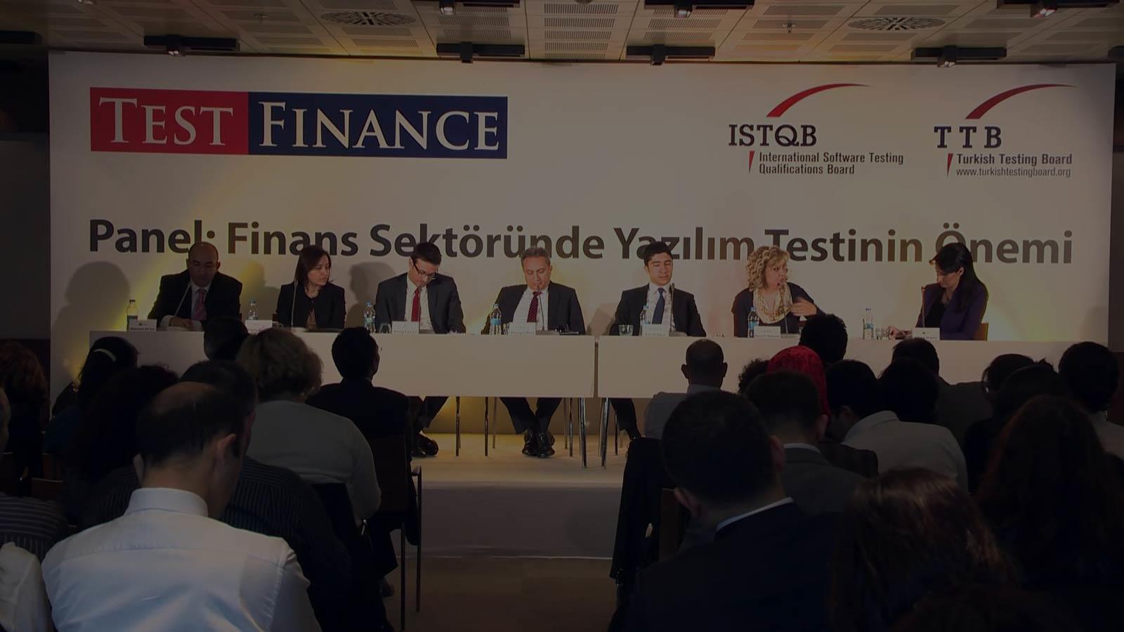 Banka CIO'ları TestFinance Panelinde Buluştu